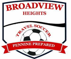 Broadview Heights Travel Soccer Logo