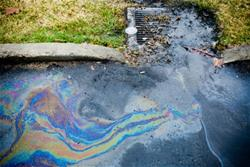 Stormwater Oil