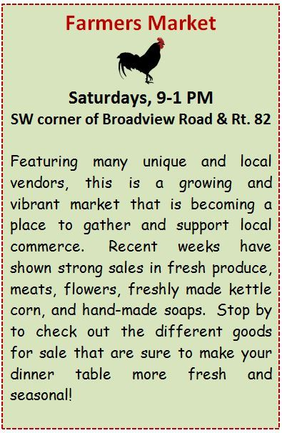 farmers market write up cute