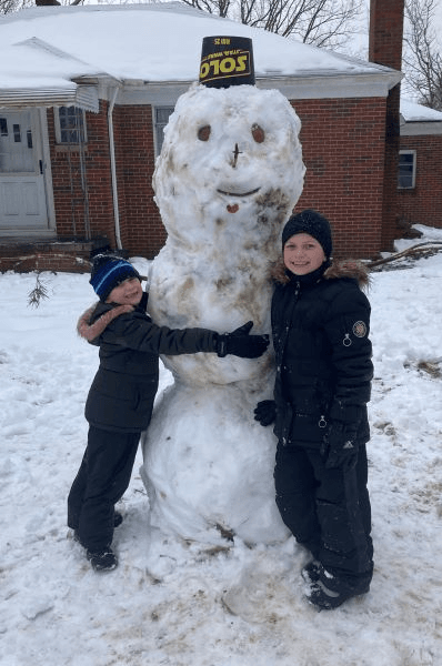 Freeze the Snowman