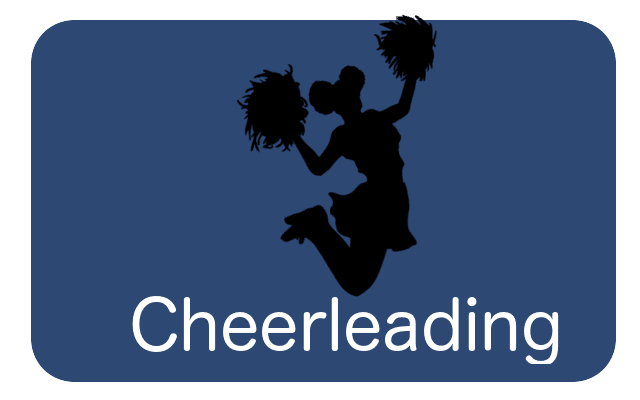 cheerleading button
