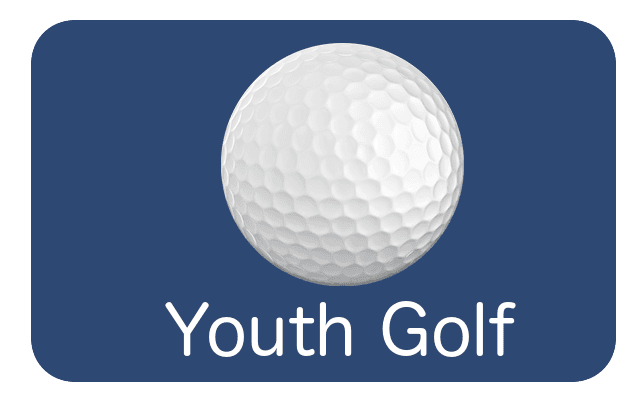 youth golf button