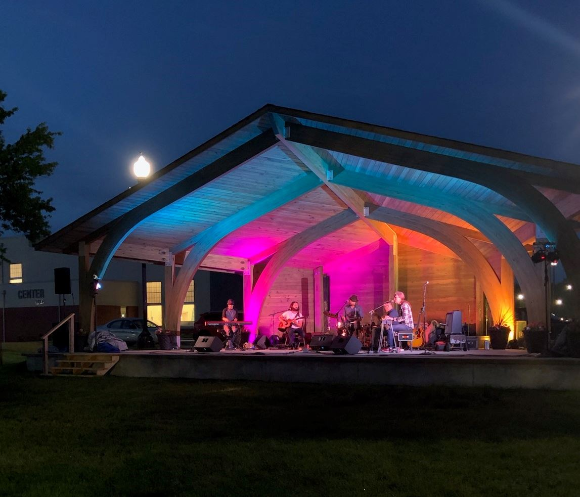 City Amphitheater Grand Opening May 30, 2019