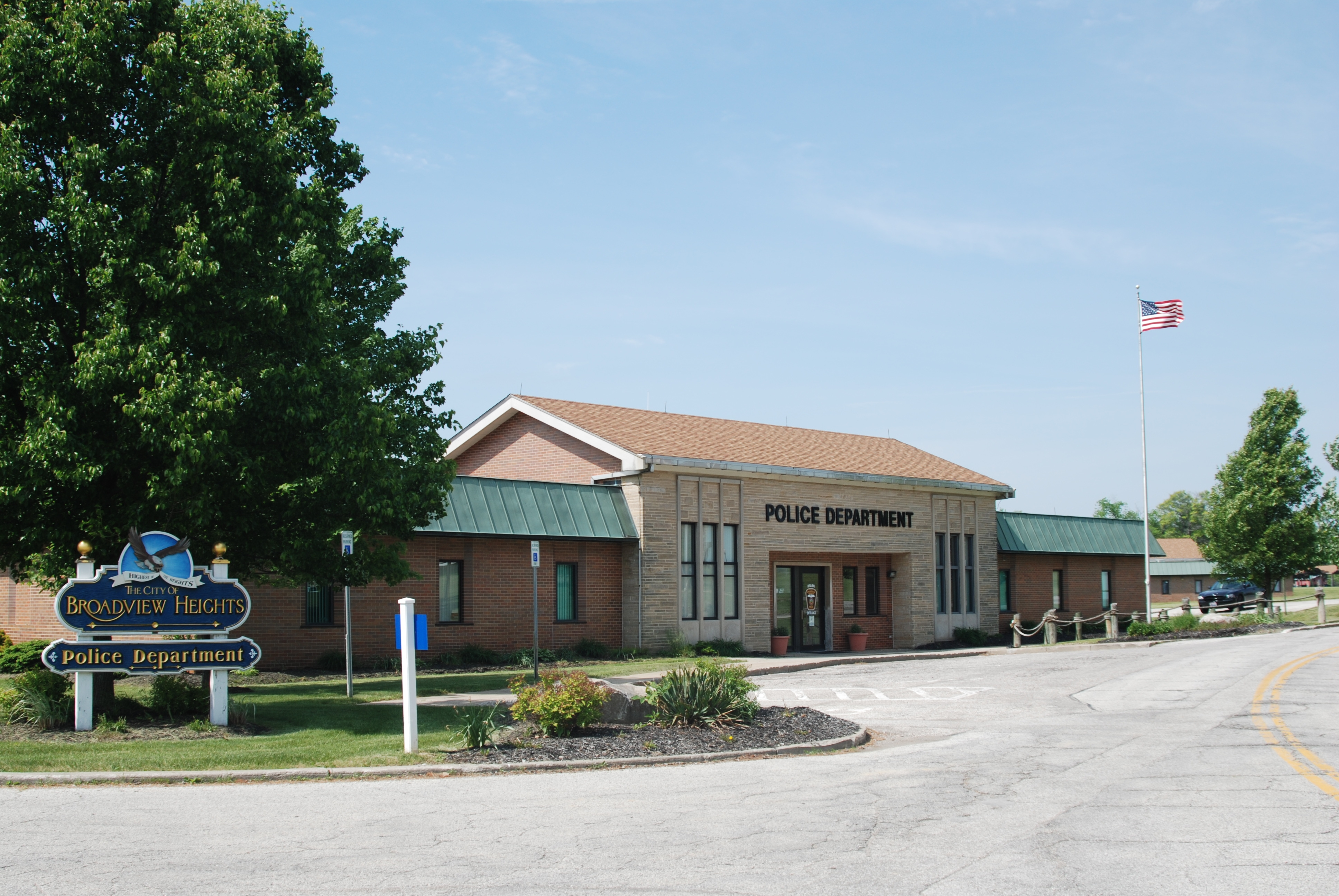 Broadview Heights Police Station
