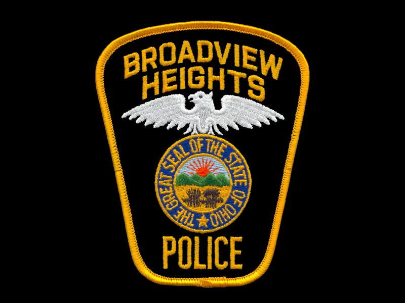 Broadview Heights Police Department Patch