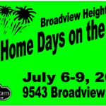 Logo for 2017 Home Days on the Green